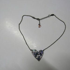 Sabika true heart necklace classics